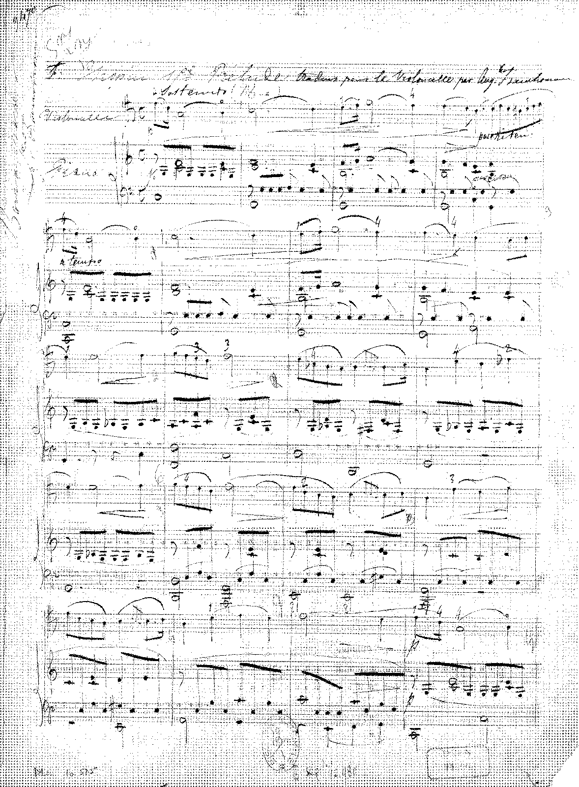 PMLP02344-Chopin - Prelude No15 Op28 (Franchomme) for cello and piano manuscript.pdf