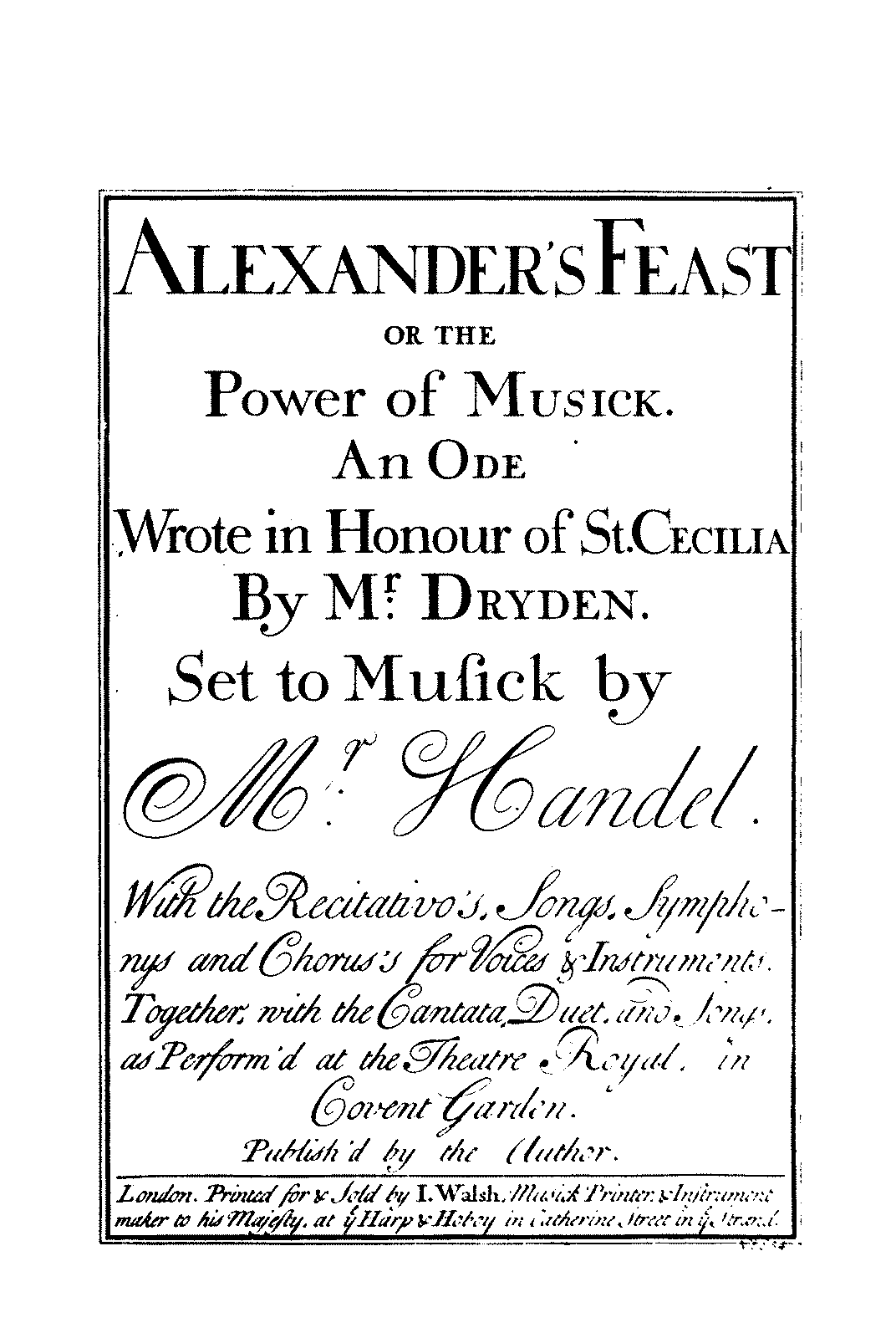 PMLP44401-Handel - Alexander's Feast, or the Power of Musick.pdf