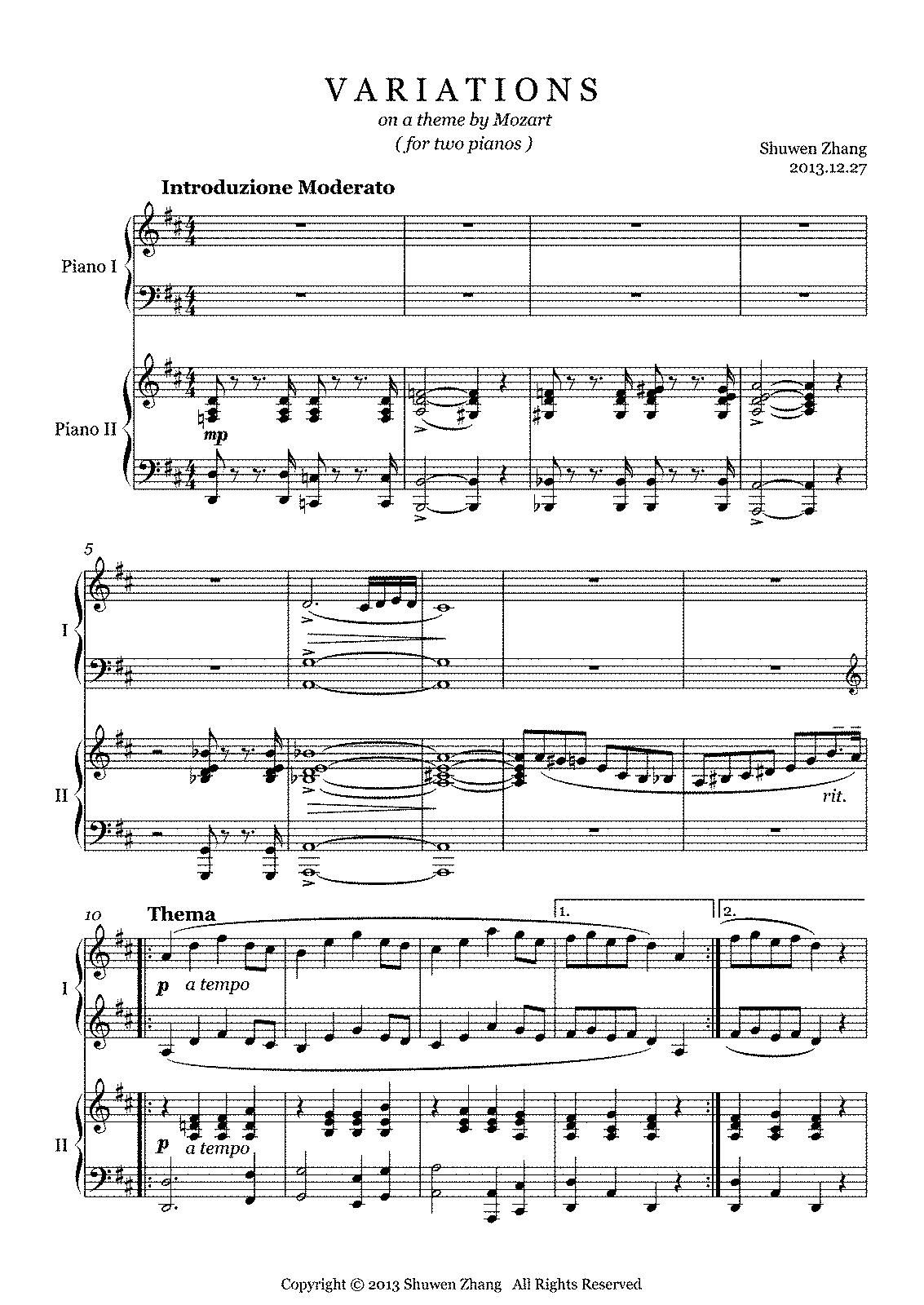 PMLP587752-Variations in D major on a theme by Mozart for two pianos-总 - Full Score.pdf