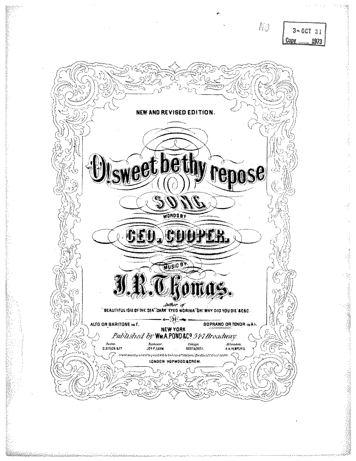 PMLP678395-O! Sweet Be Thy Repose Original Score 6.pdf