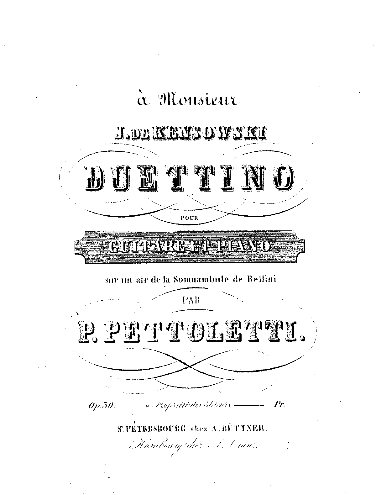 Pettoletti - Duettino on Sonnambula (piano + guitar), Op.30.pdf