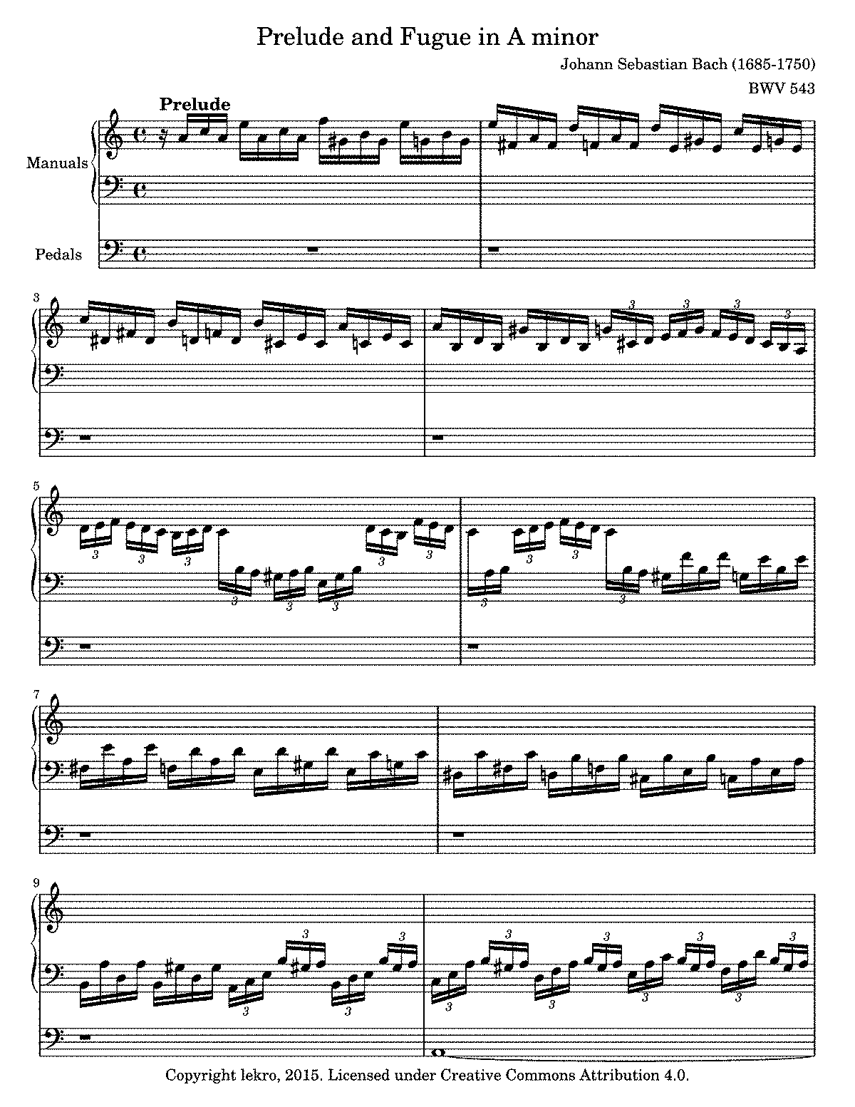 toccata and fugue in d minor sheet music pdf