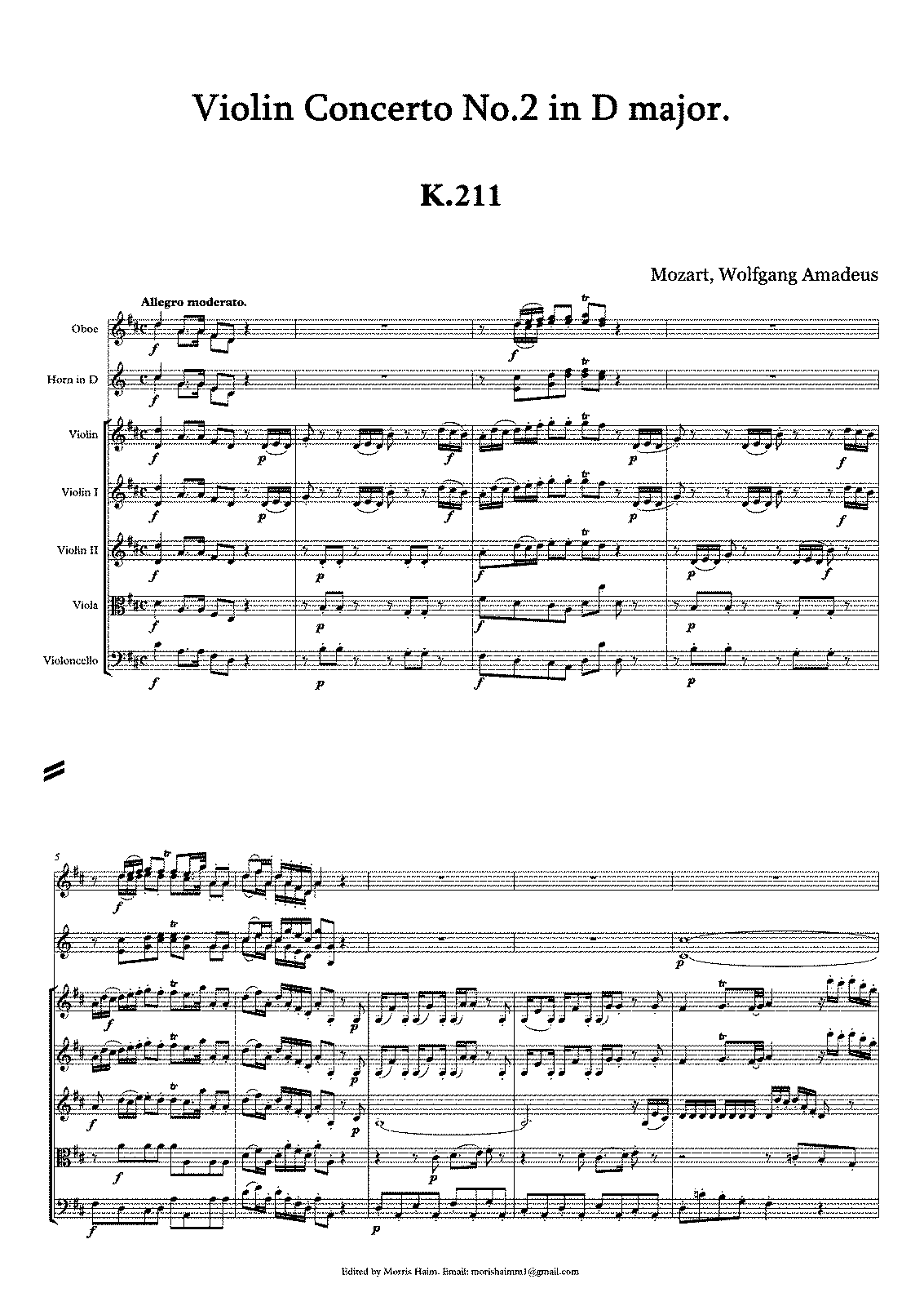 PMLP03121-Mozart - Violin Concerto No.2 in D major, K 211.pdf