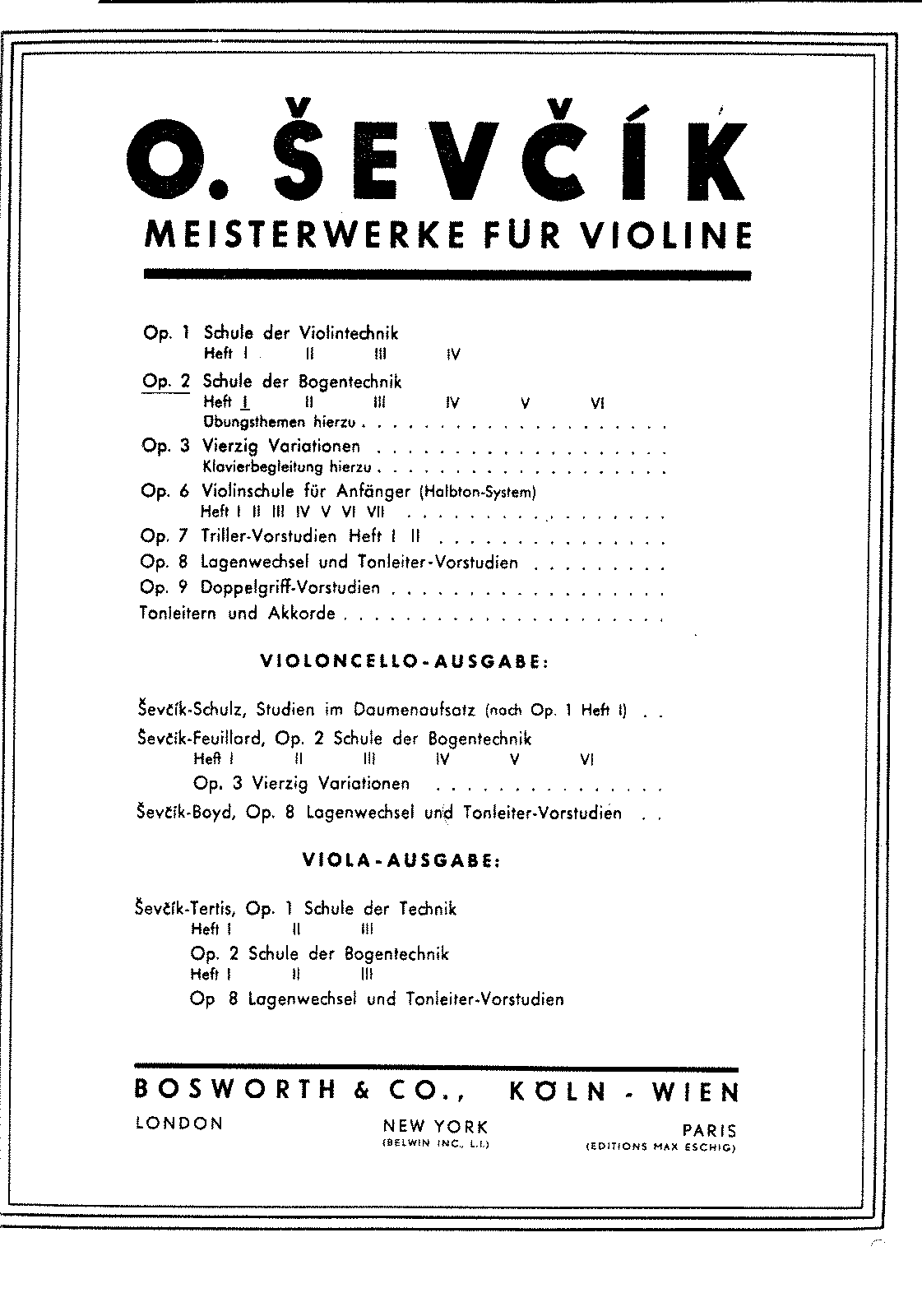 PMLP45683-Sevcik, Otakar - The bowing school. op. 2 (Violin). Book 1.pdf
