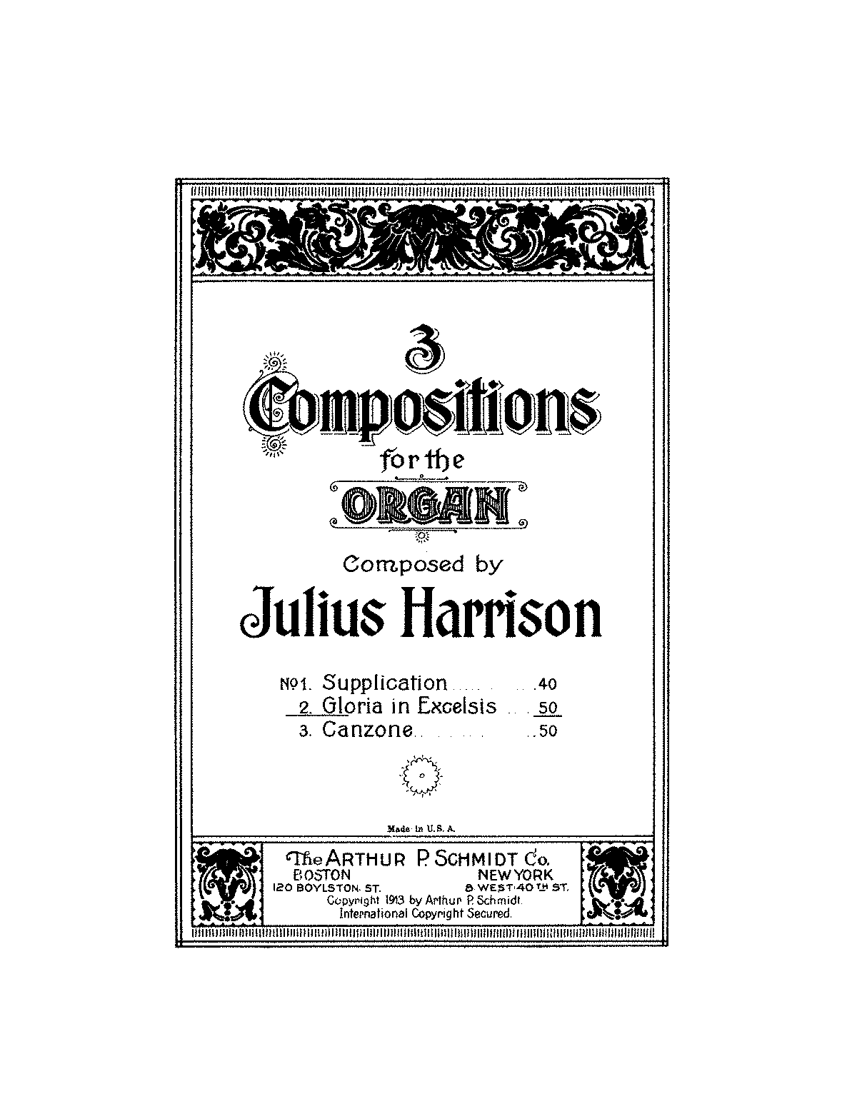 PMLP656320-Harrison 3 Compositions for Organ, No.2 - Gloria in excelsis.pdf