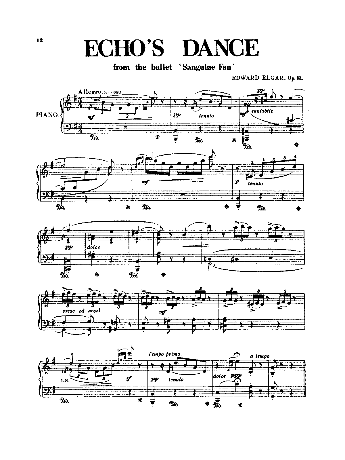 PMLP117891-Elgar - The Sanguine Fan, Op.81 - Echo's Dance (trans. Elgar - piano).pdf