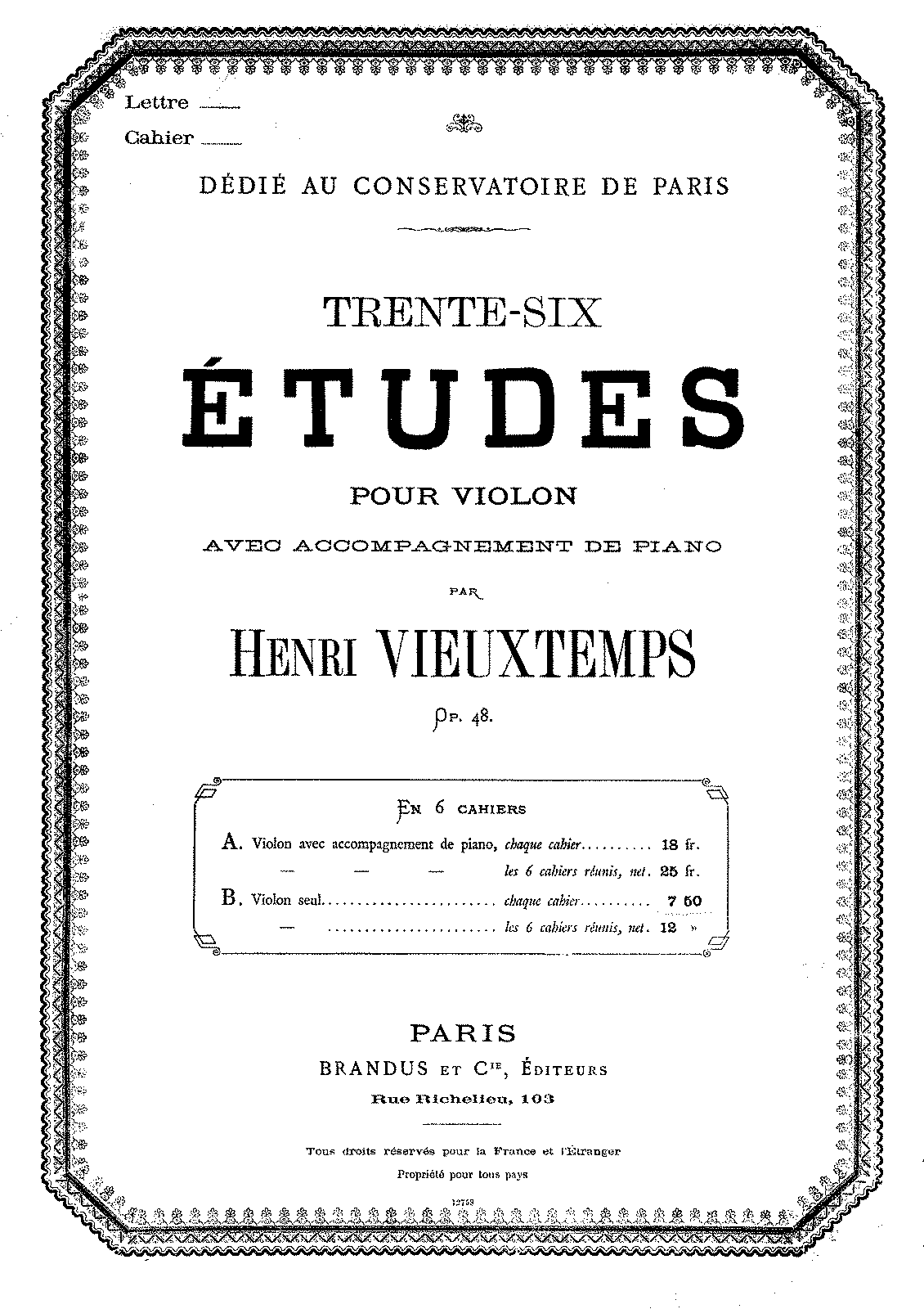 PMLP55233-Vieuxtemps - 36 Etudes Op48 for Violin.pdf