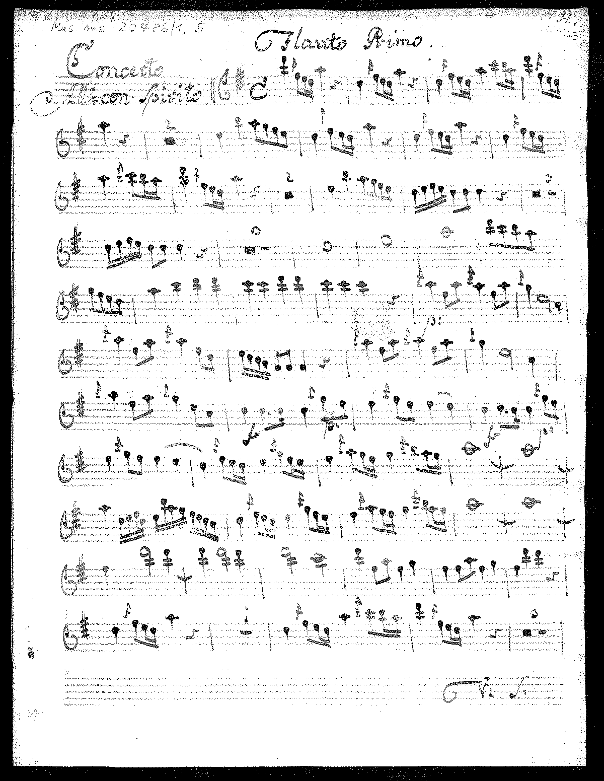 PMLP549232-Schuster - Concerto for 2 harpsichords - incomplete parts - winds.PDF
