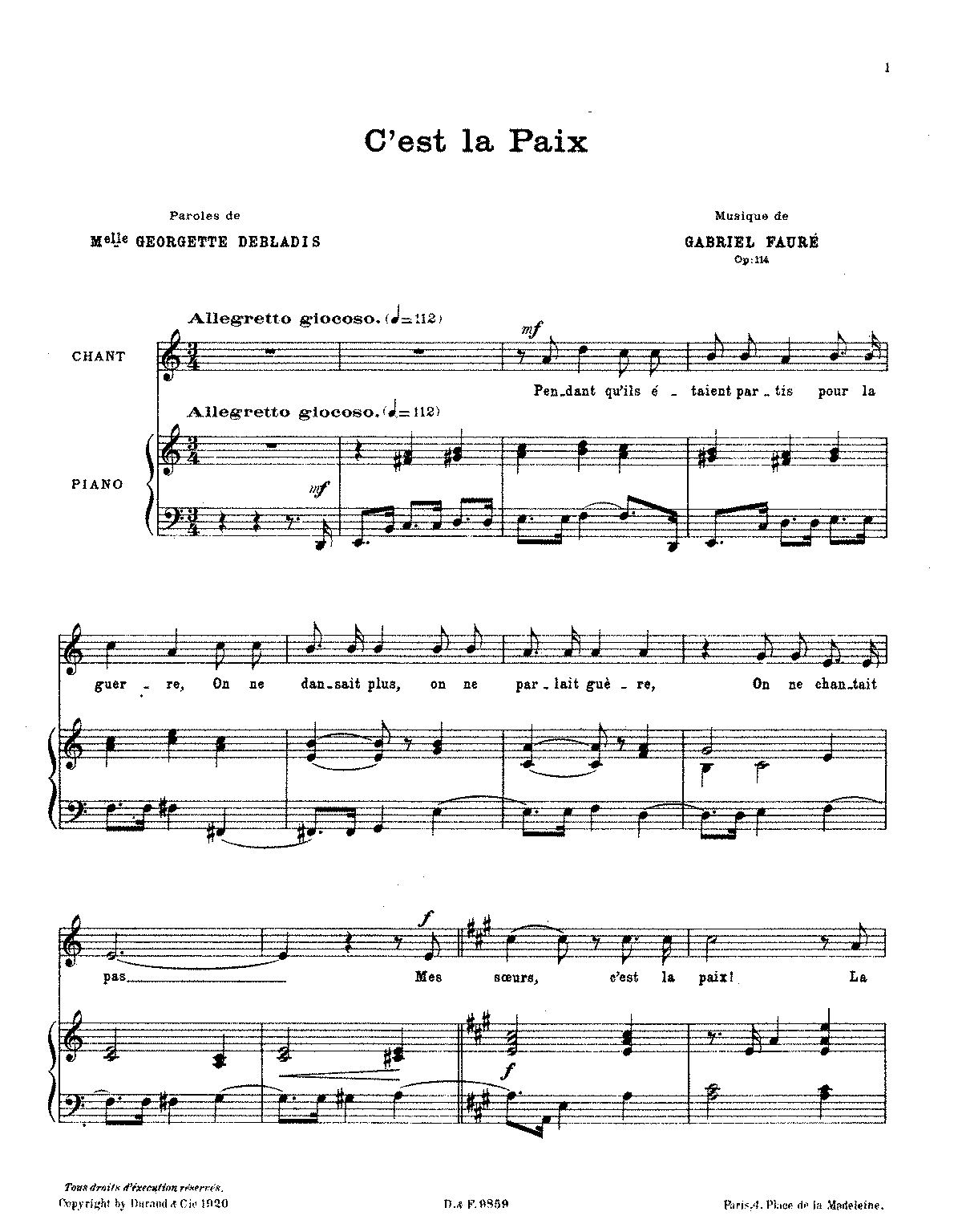 PMLP59448-Fauré - Cest la Paix, Op. 114 (voice and piano).pdf