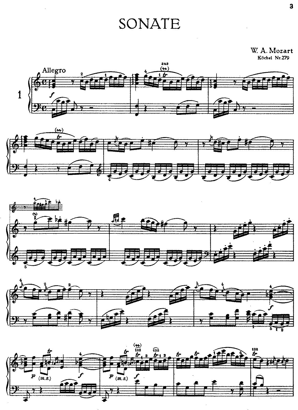 violinennoten kostenlos herunterladen