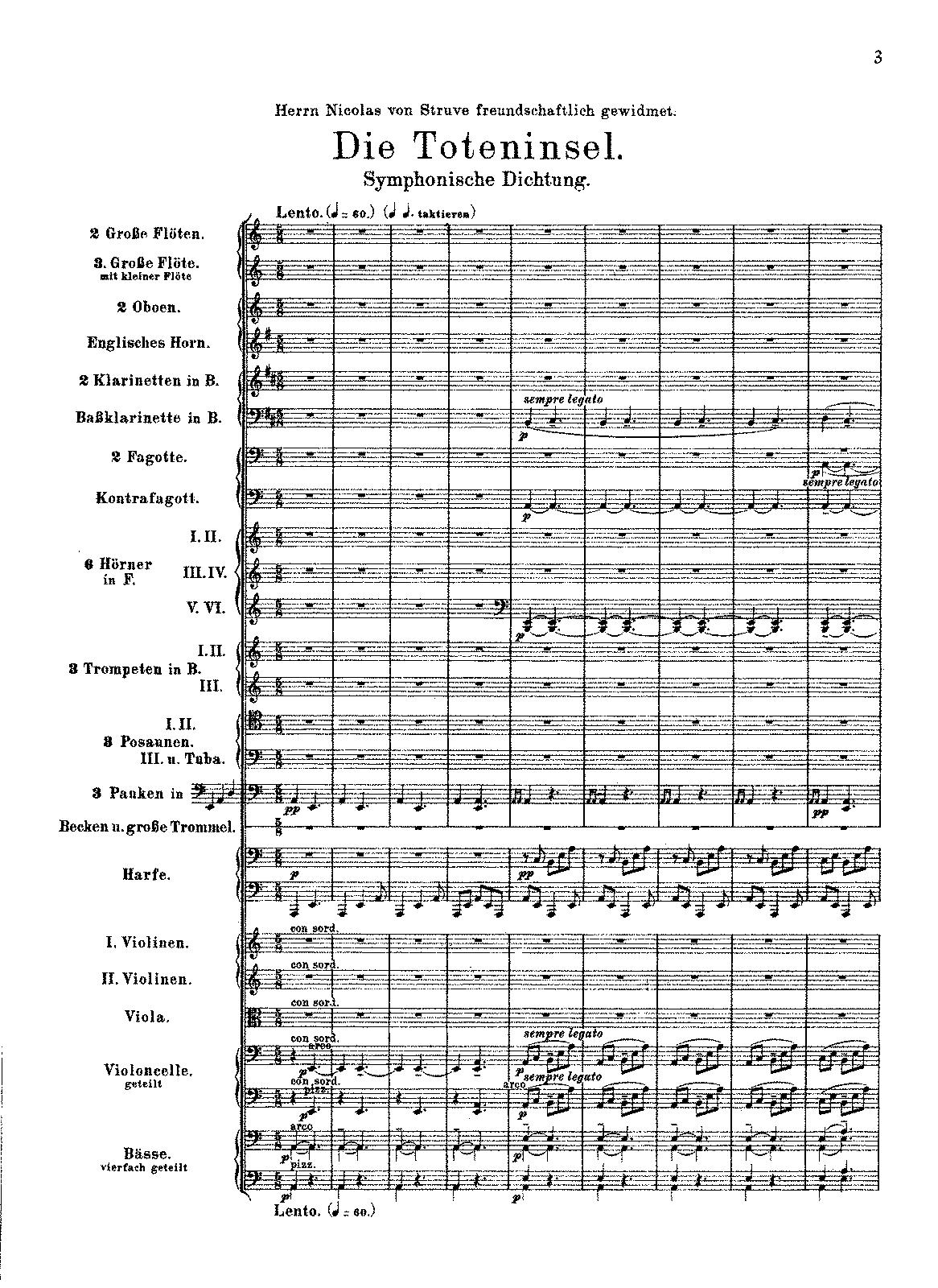 Rachmaninov, op. 29