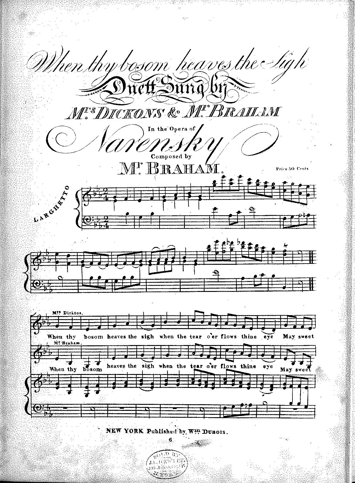 Narensky (Braham, John) - IMSLP/Petrucci Music Library: Free