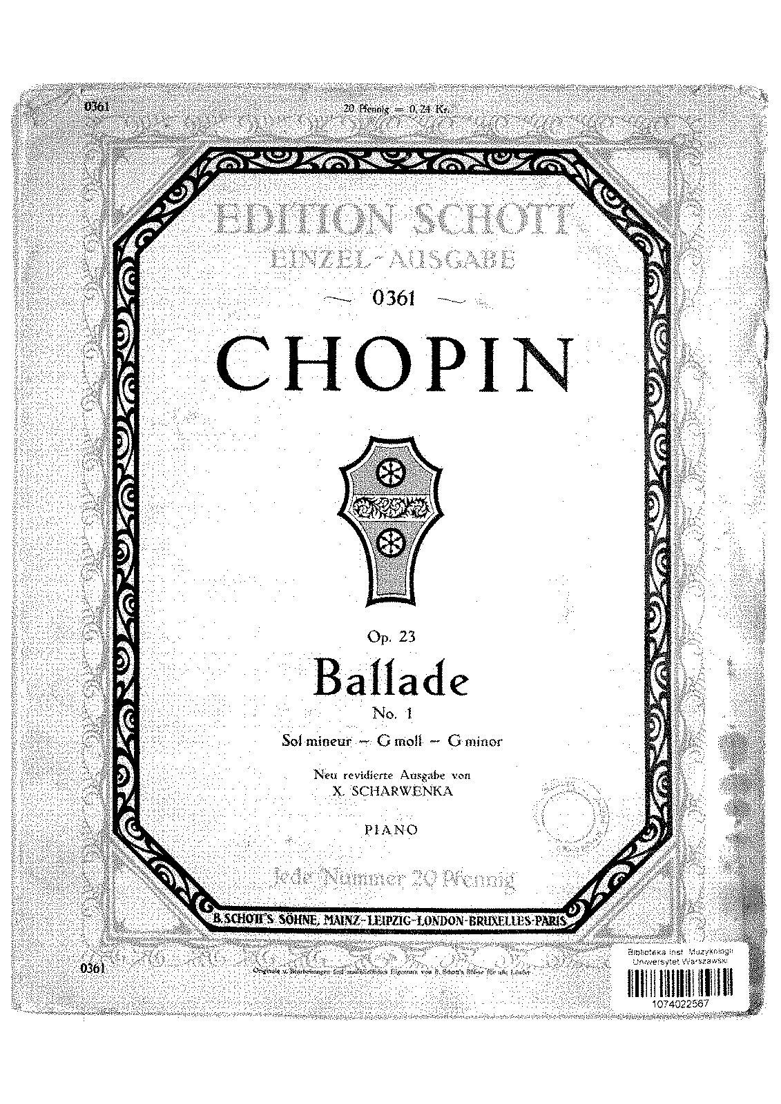 frederic chopin mazurka Frederic chopin - mazurka op7, no1 high quality sheet music available for download.