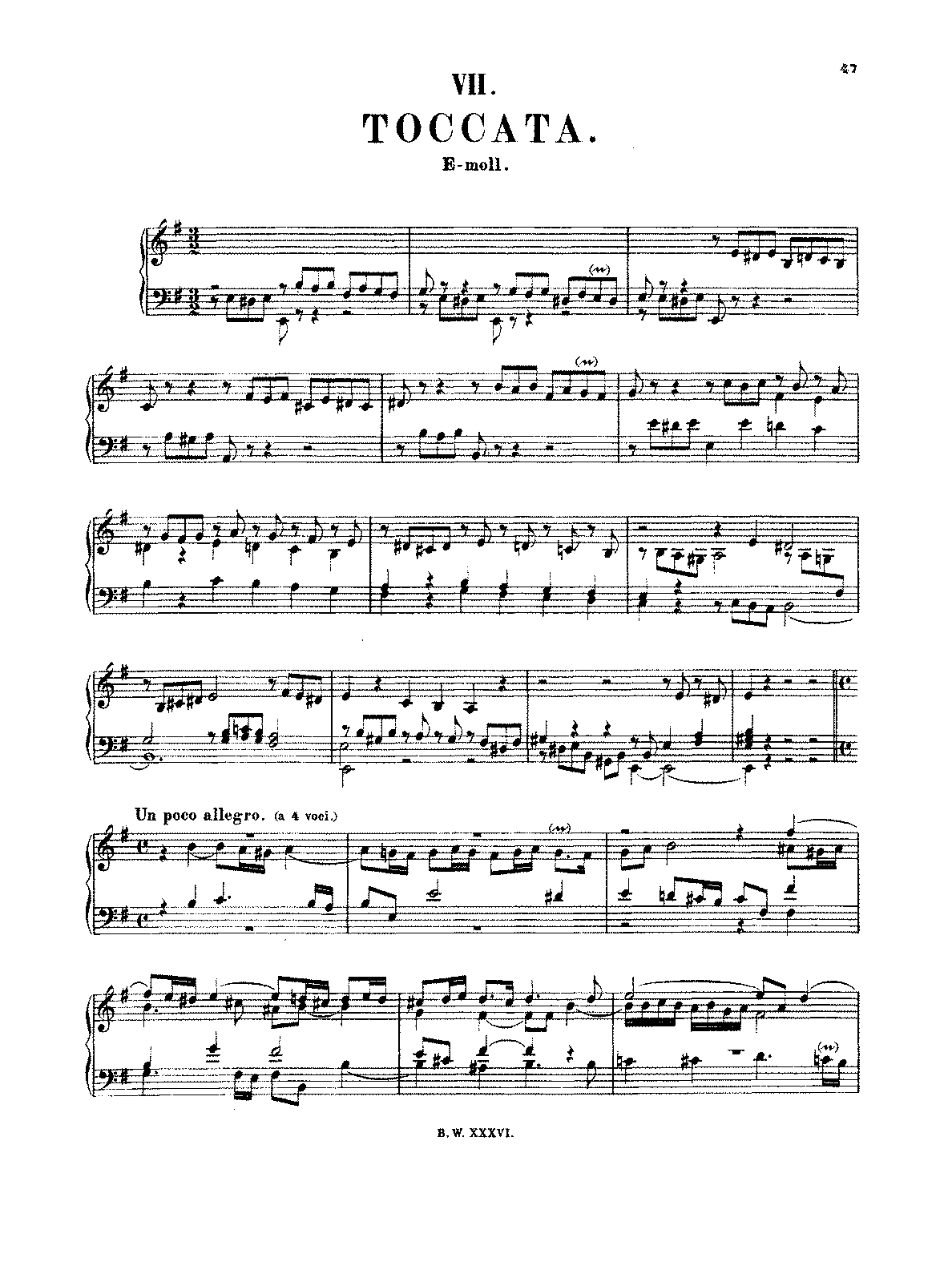 Bach Toccata - 0425