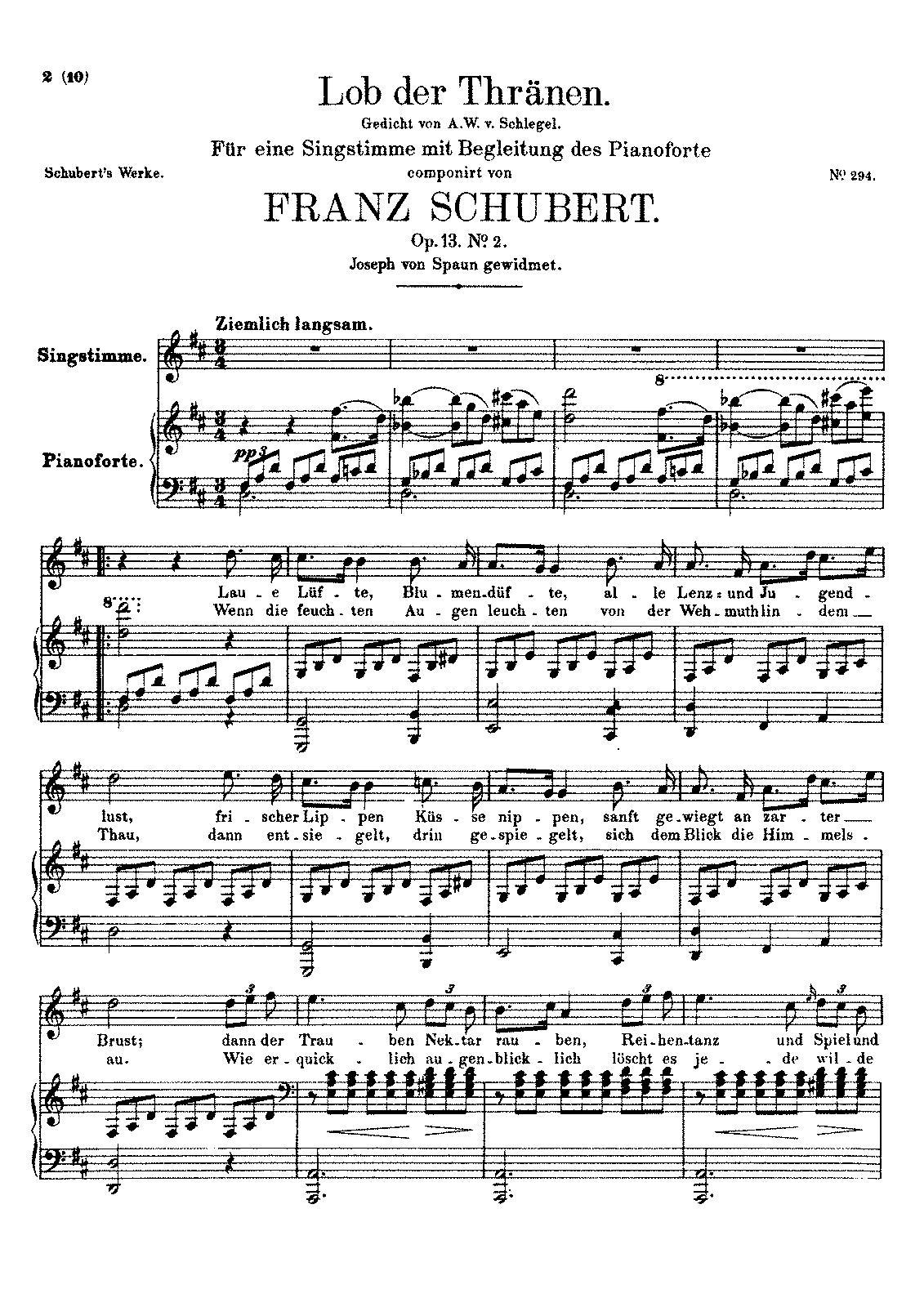 freude schoener goettrfunken klavier