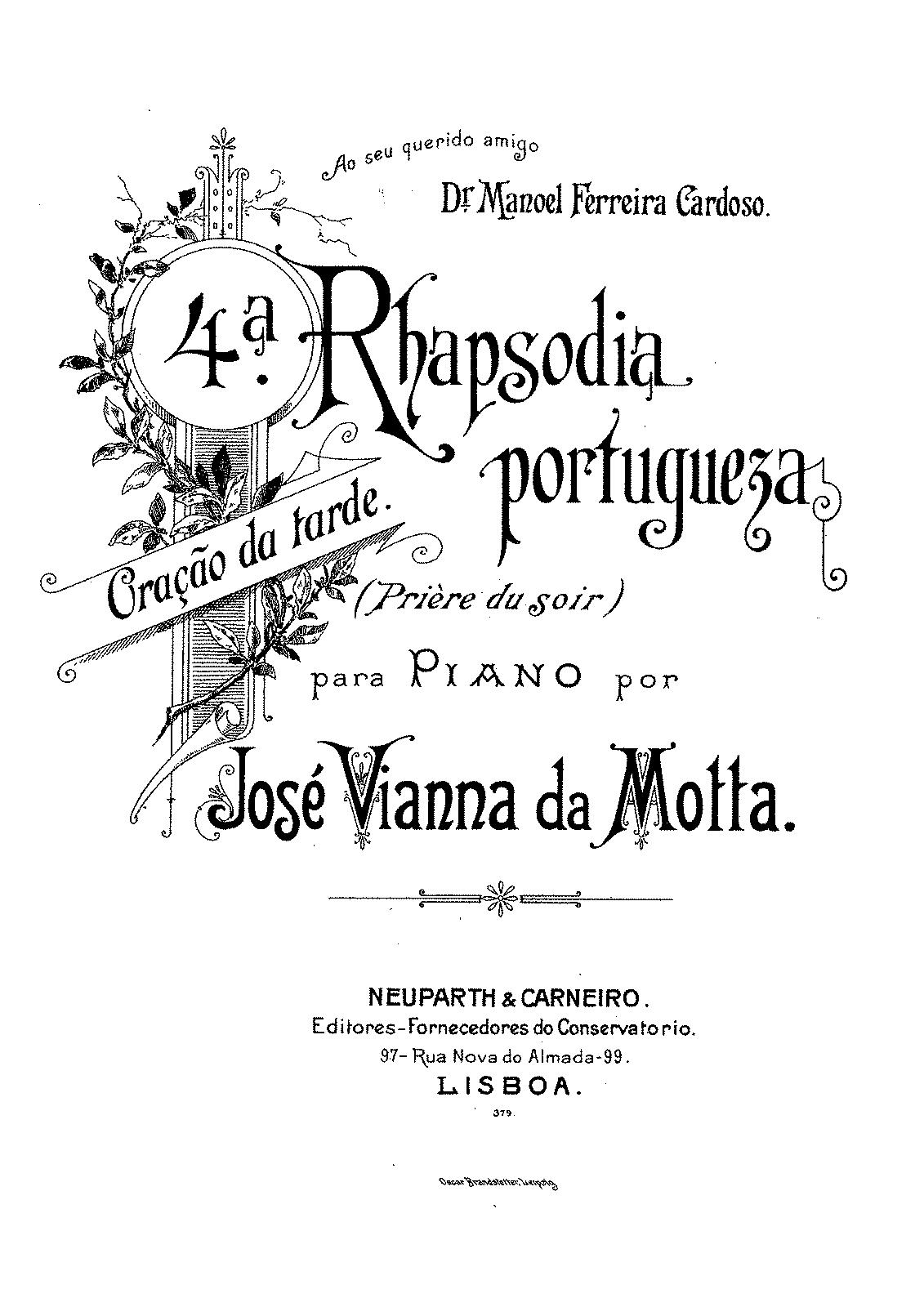 Augusto Neuparth - IMSLP/Petrucci Music Library: Free Public Domain