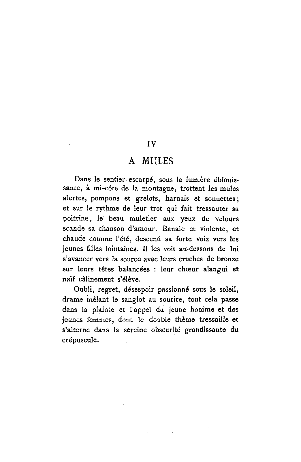 À mules (Charpentier, Gustave) - IMSLP/Petrucci Music Library: Free