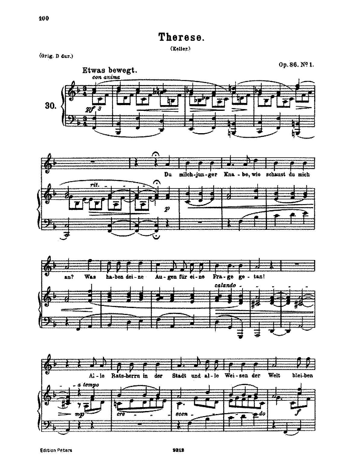 klarinette noten kostenlos downloaden