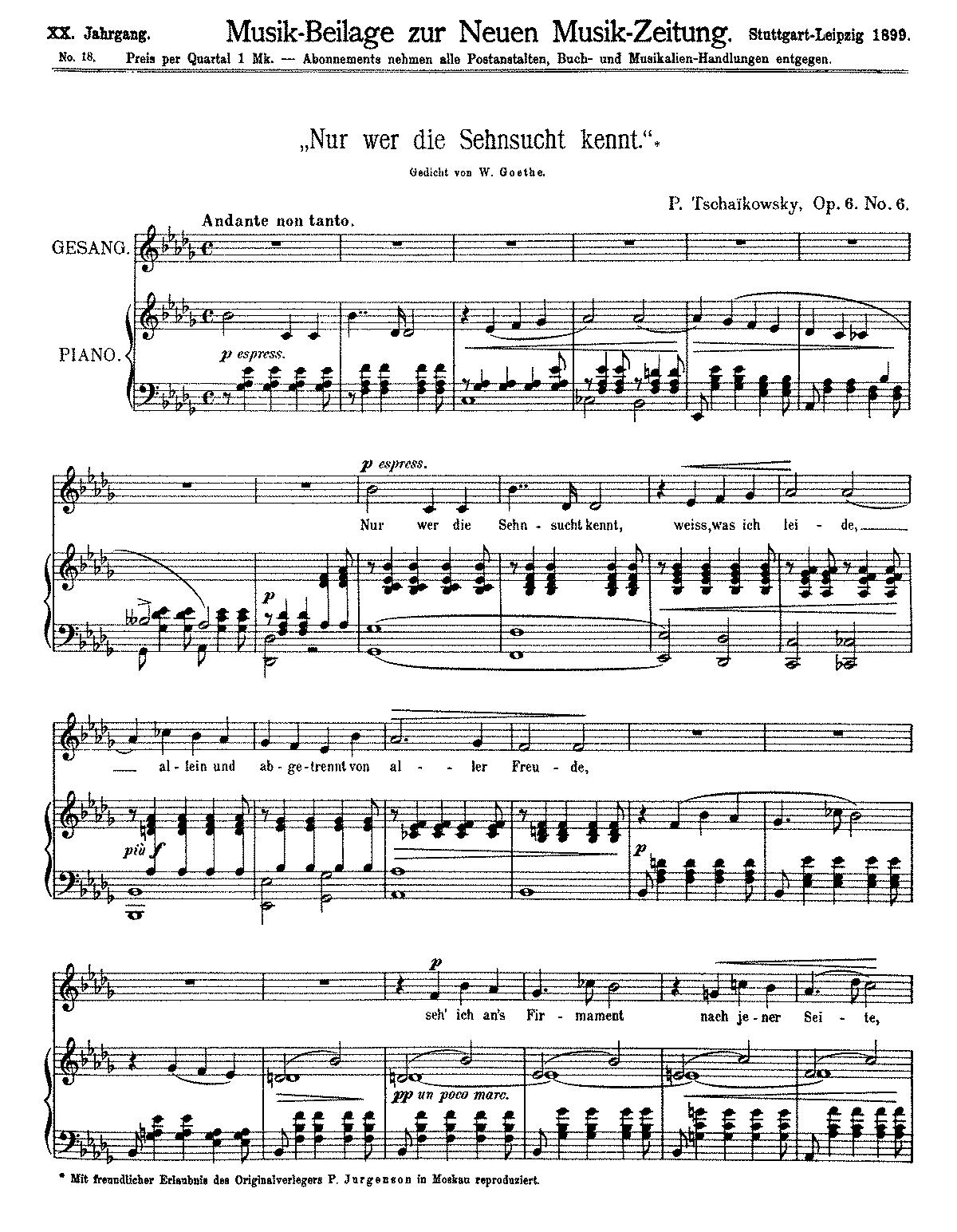op. 6 n. 6