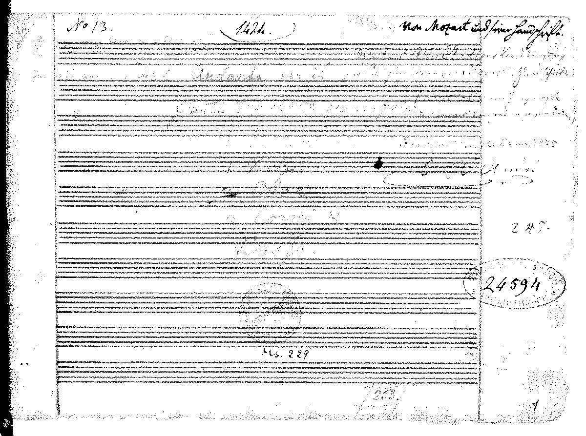 Favorito Andante in C major, K.315/285e (Mozart, Wolfgang Amadeus) - IMSLP  TB48