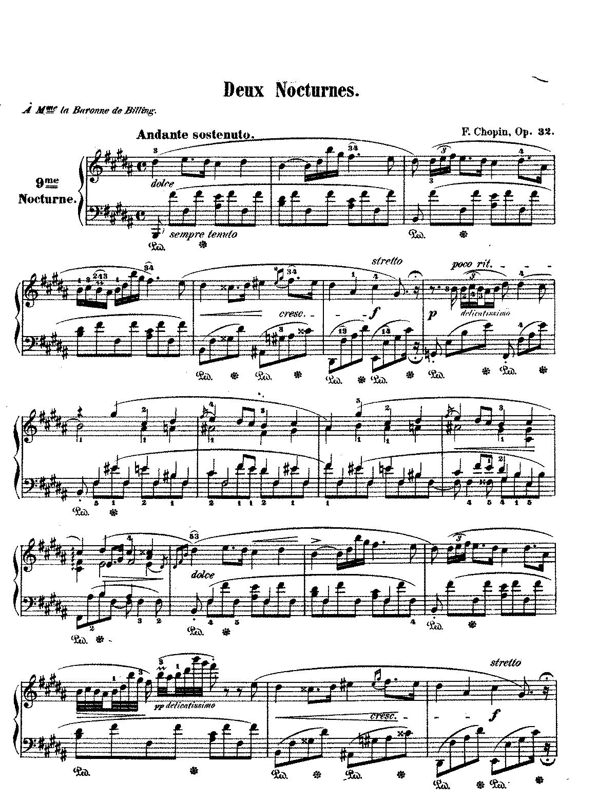 nocturne in c sharp minor violin sheet music pdf