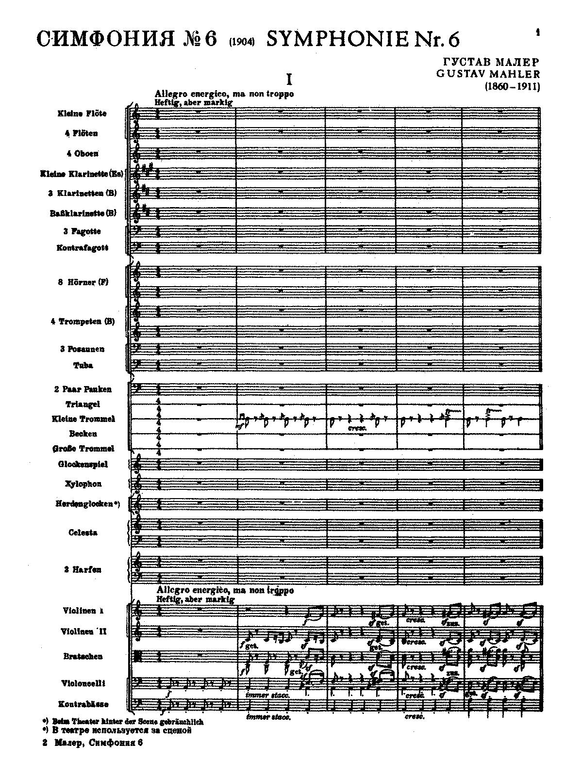 Mahler symphony 2 movement v essay