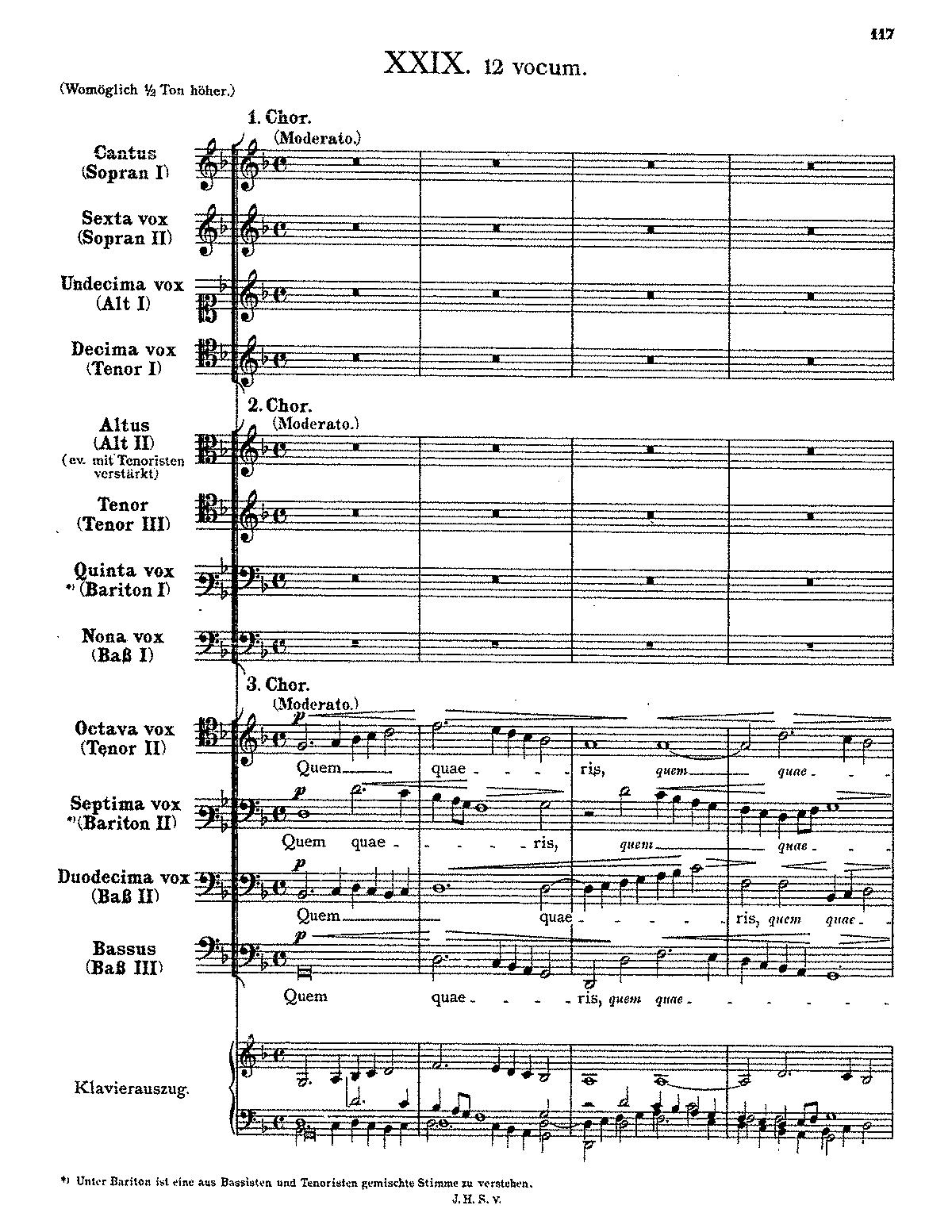 Quem quaeris, Magdalena? (Schein, Johann Hermann) - IMSLP/Petrucci