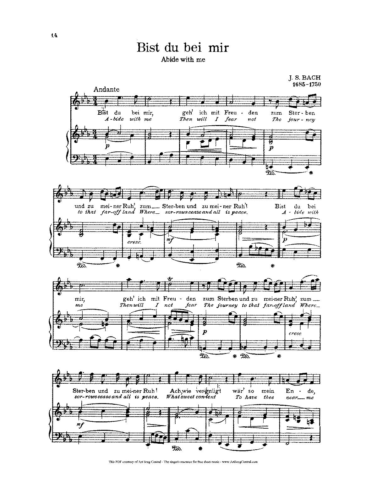 BWV 508