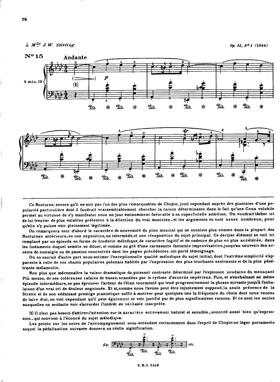 Nocturnes, Op 55 (Chopin, Frédéric) - IMSLP/Petrucci Music