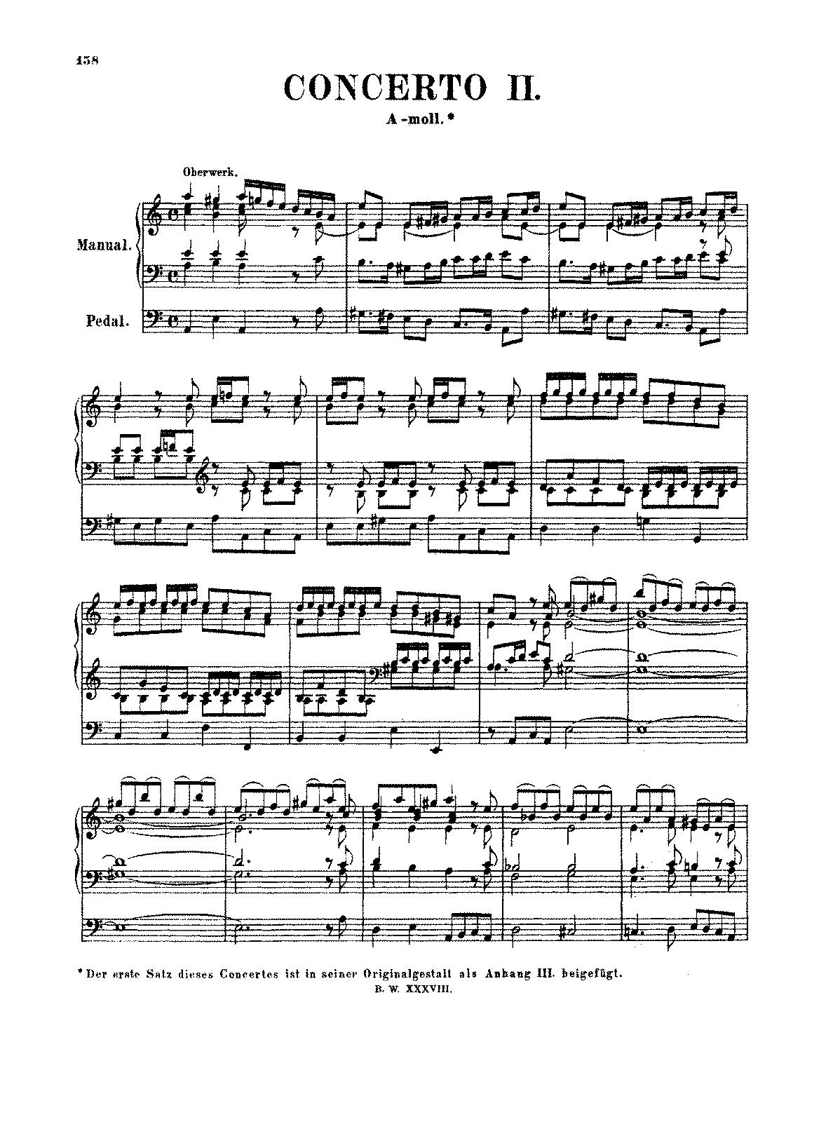 BWV 593