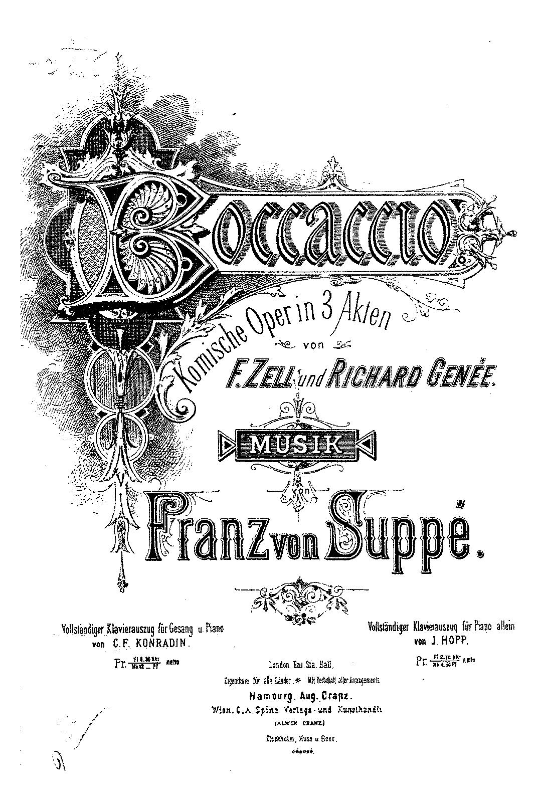 suppe franz von