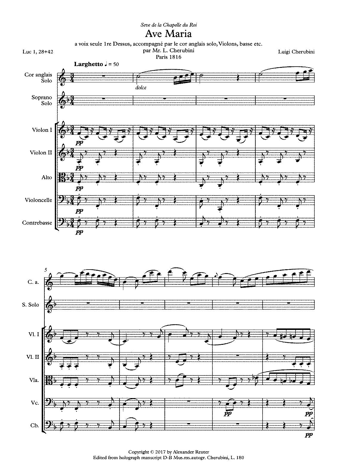 gounod ave maria pdf