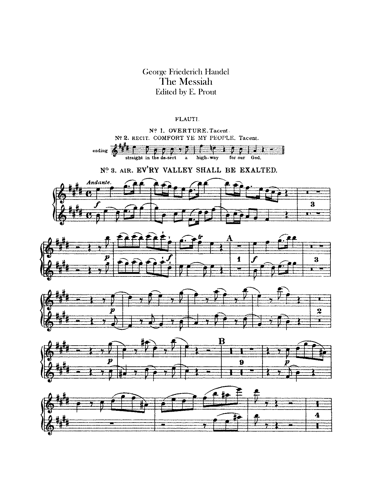 File:PMLP22568-Handel-MessiahProut Flute pdf - IMSLP/Petrucci Music