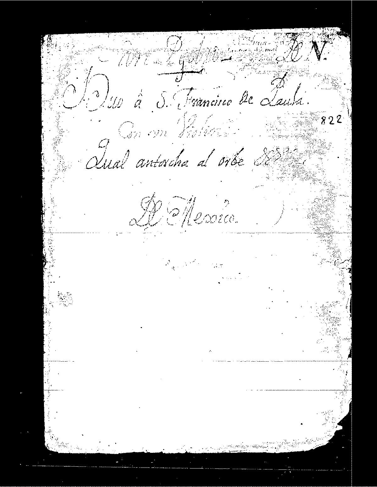 Qual antorcha al orbe (Soberanis, Gregorio Mariano de) - IMSLP