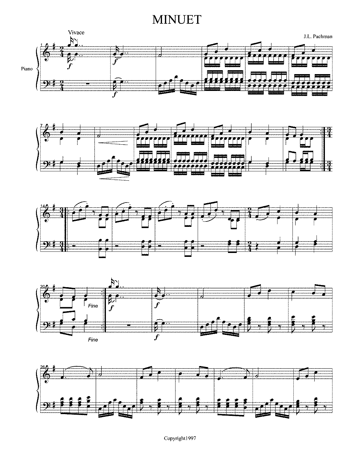 Minuet (Pachman, Jason L ) - IMSLP/Petrucci Music Library: Free