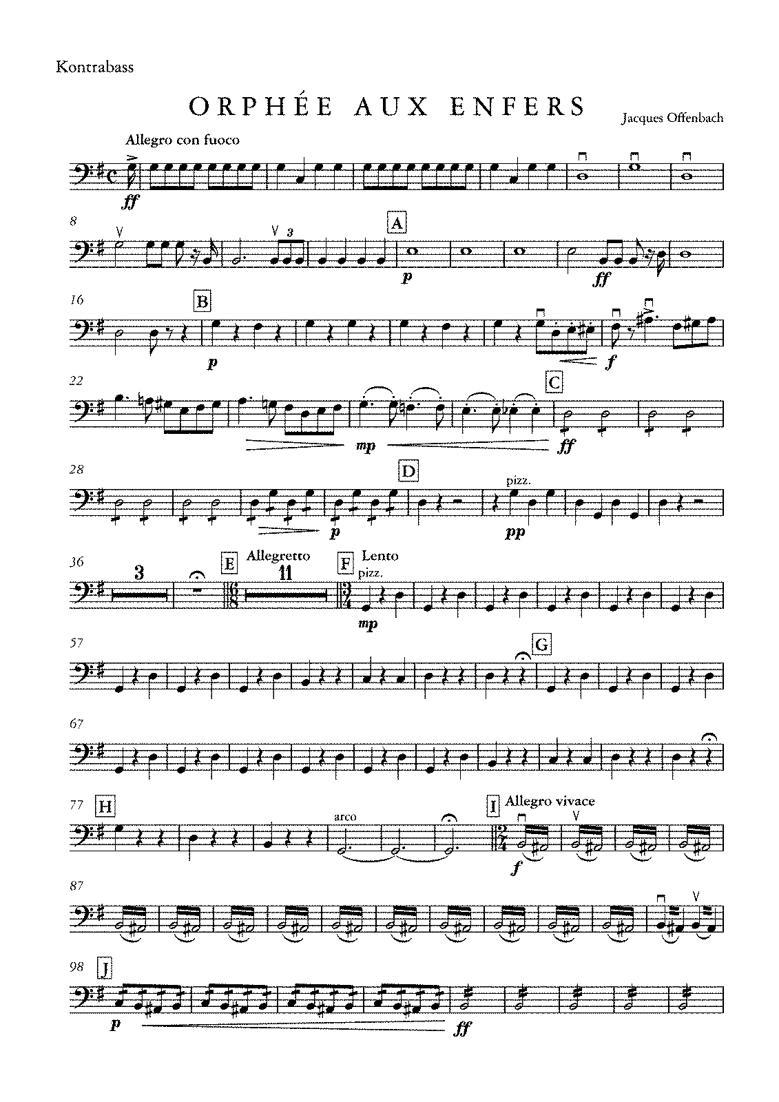 Filepmlp24816 Offenbach Orpheus Overture Double Basspdf