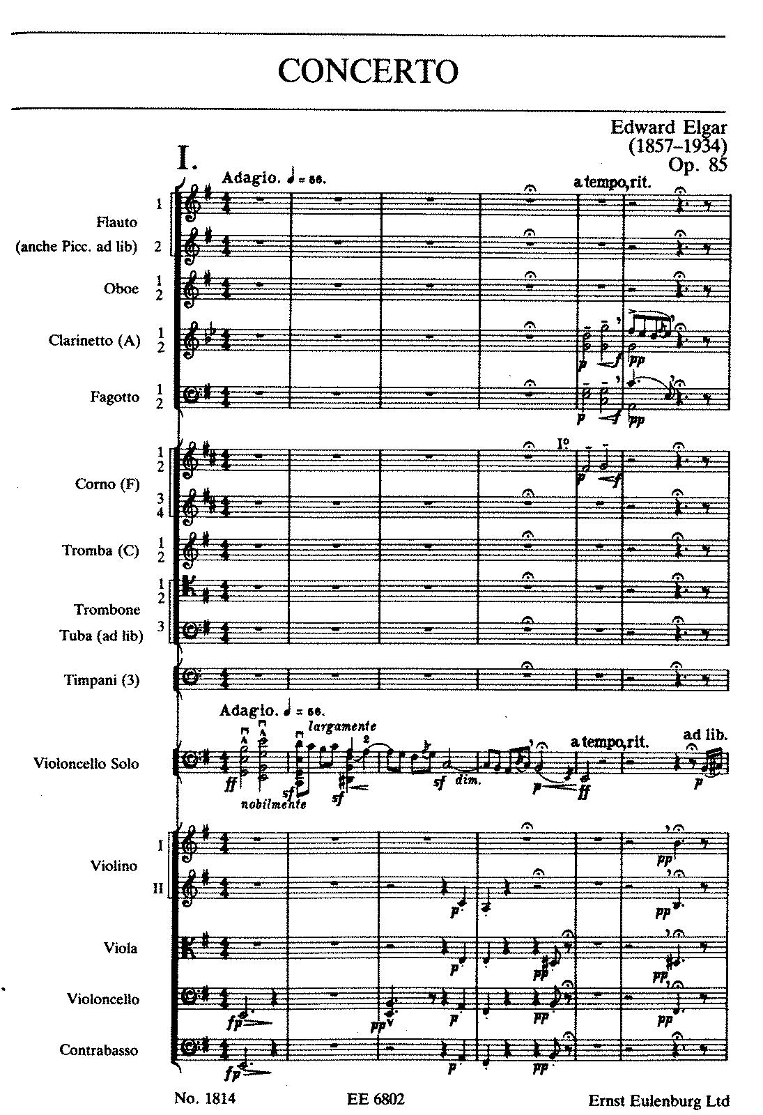 albinoni adagio pdf